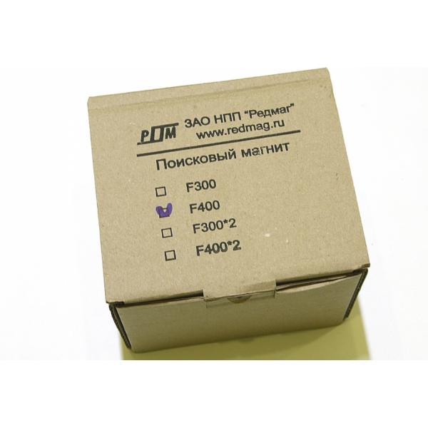 Поисковый магнит односторонний F400 Редмаг (400 кг.)