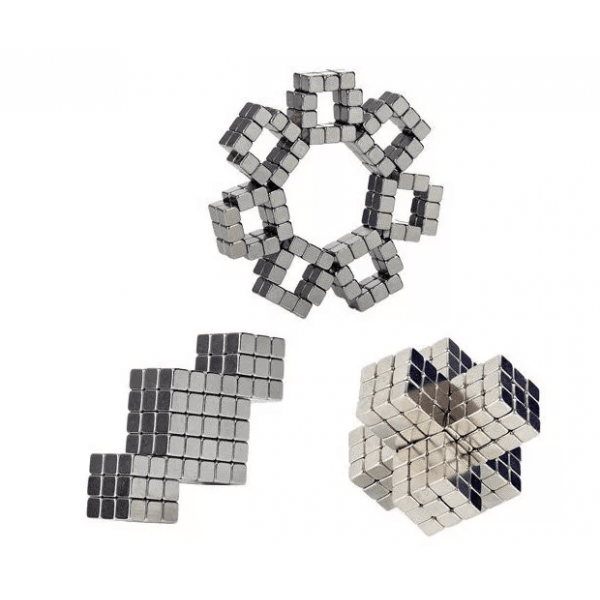 Тетракуб 216 кубиков 5х5х5 мм.