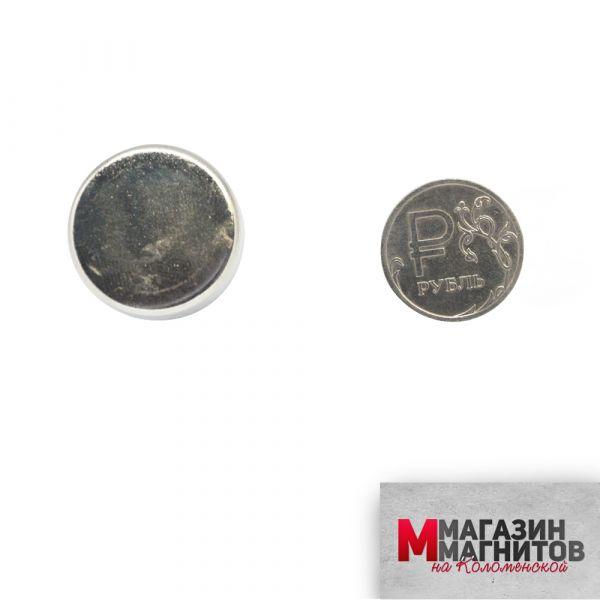 Неодимовый магнит 25х10 мм.