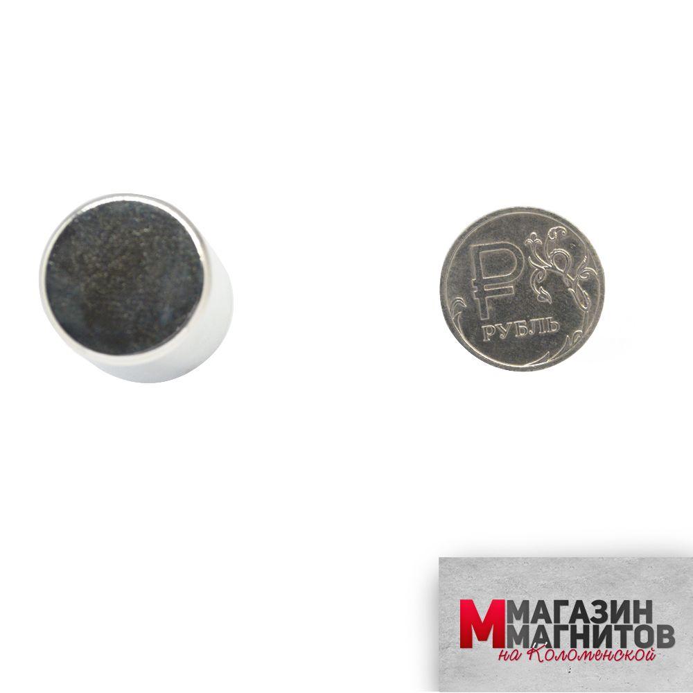 Неодимовый магнит 20х20 мм.