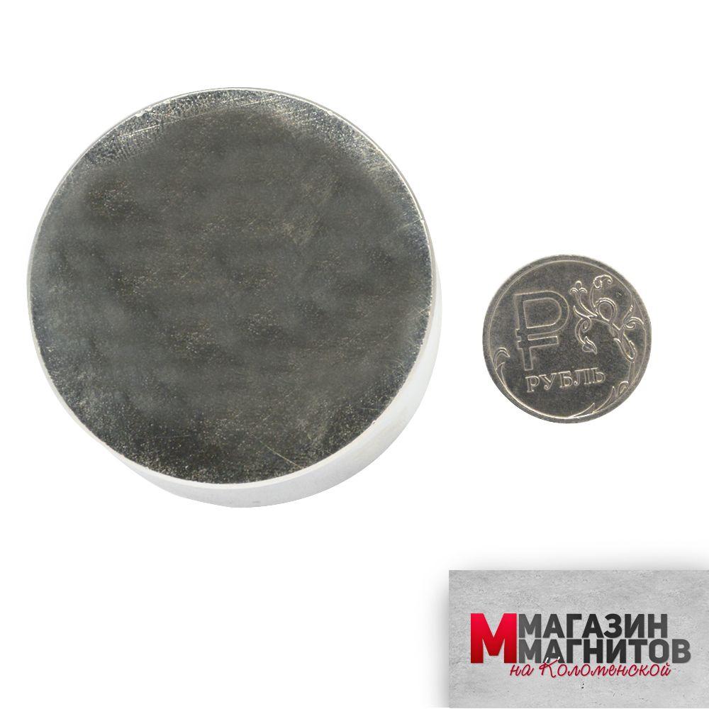 Неодимовый магнит 50х20 мм.