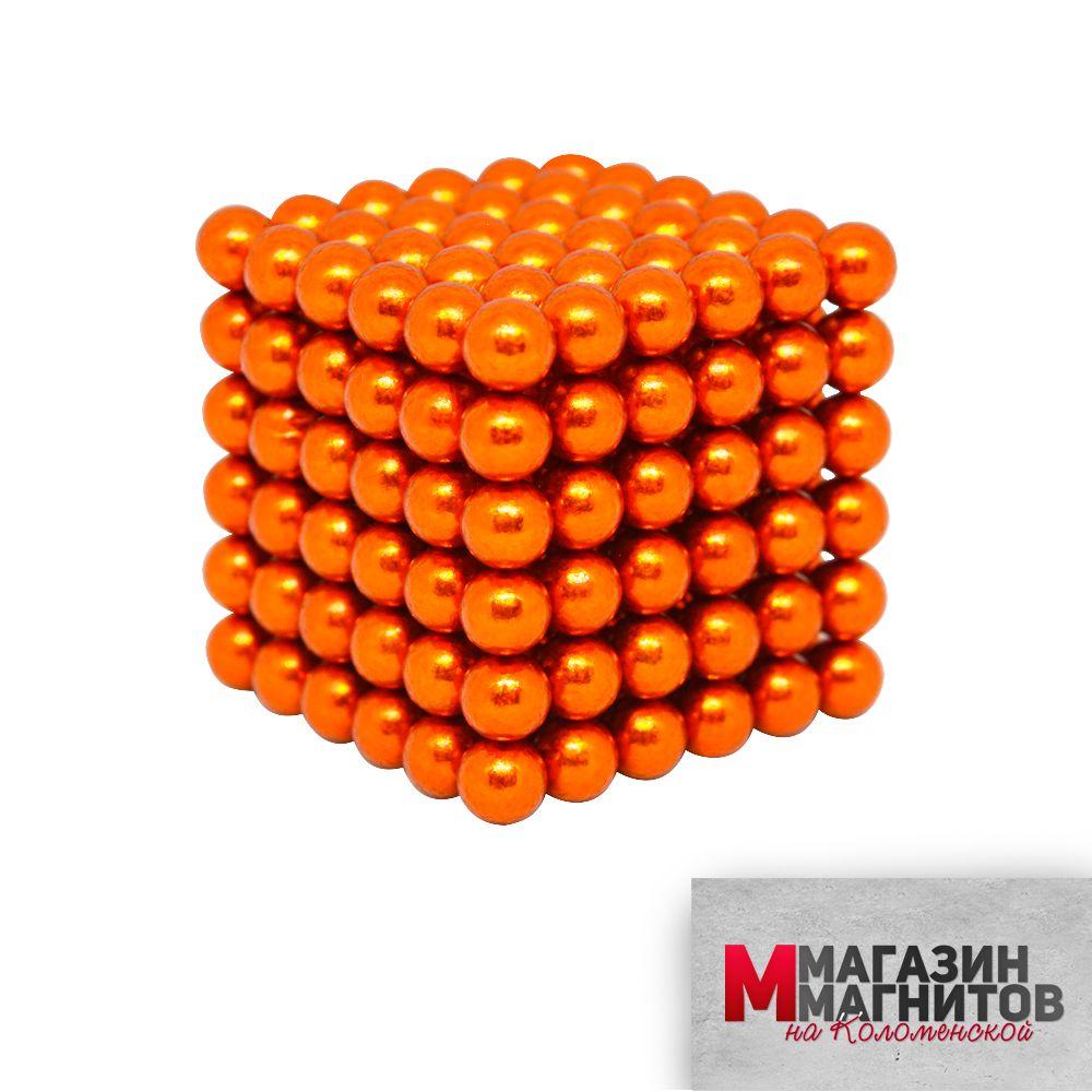 Неокуб оранжевый