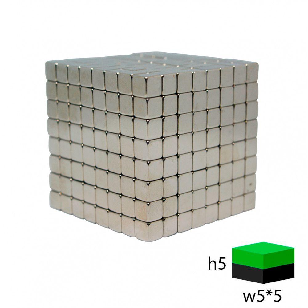 Тетракуб 512 кубиков 5х5х5 мм.