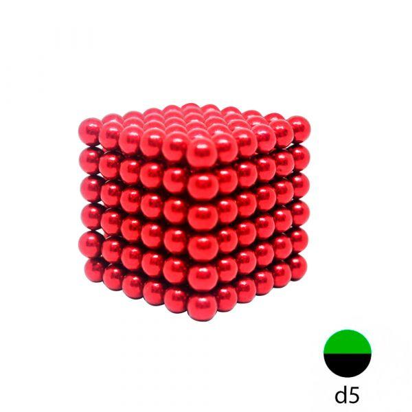 Неокуб красный