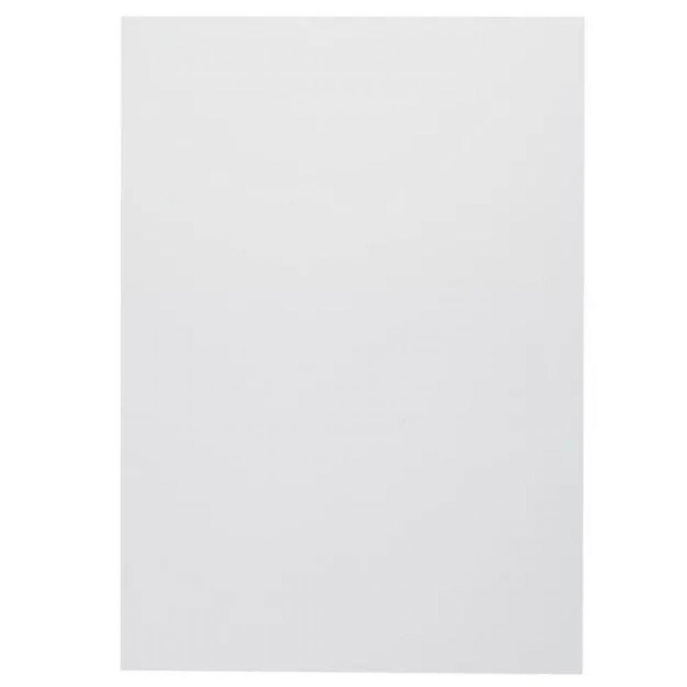 Магнитный винил лист А4 Белый ( 0,4 мм. )